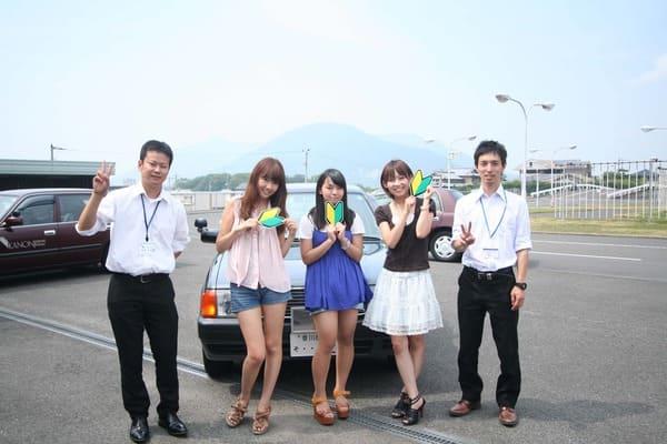 香川県 かんおんじ自動車学校の卒業生の画像