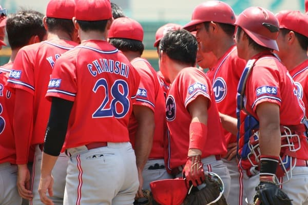 梅田学園ドライビングスクール野球部