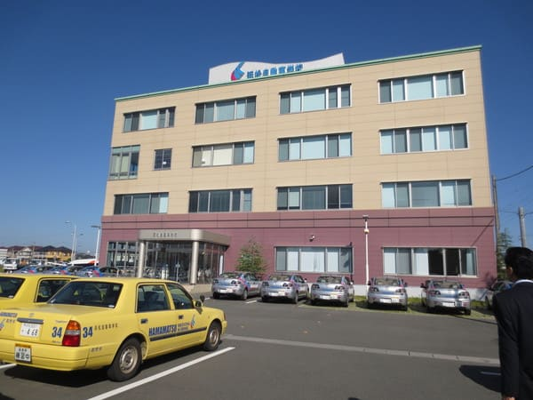 浜松自動車学校校舎