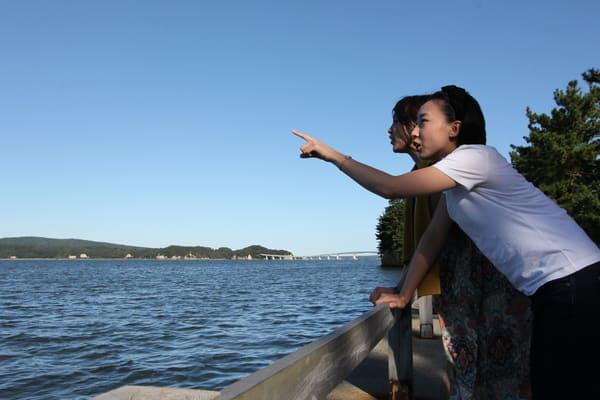 七尾湾周辺は楽しみがたくさんある