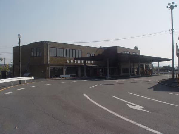 志布志自動車学校校舎