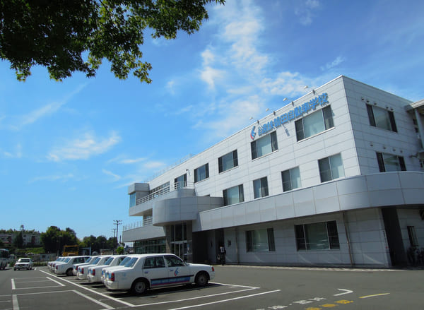 遠鉄磐田自動車学校校舎
