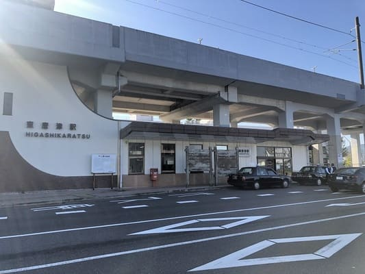 駅近の立地